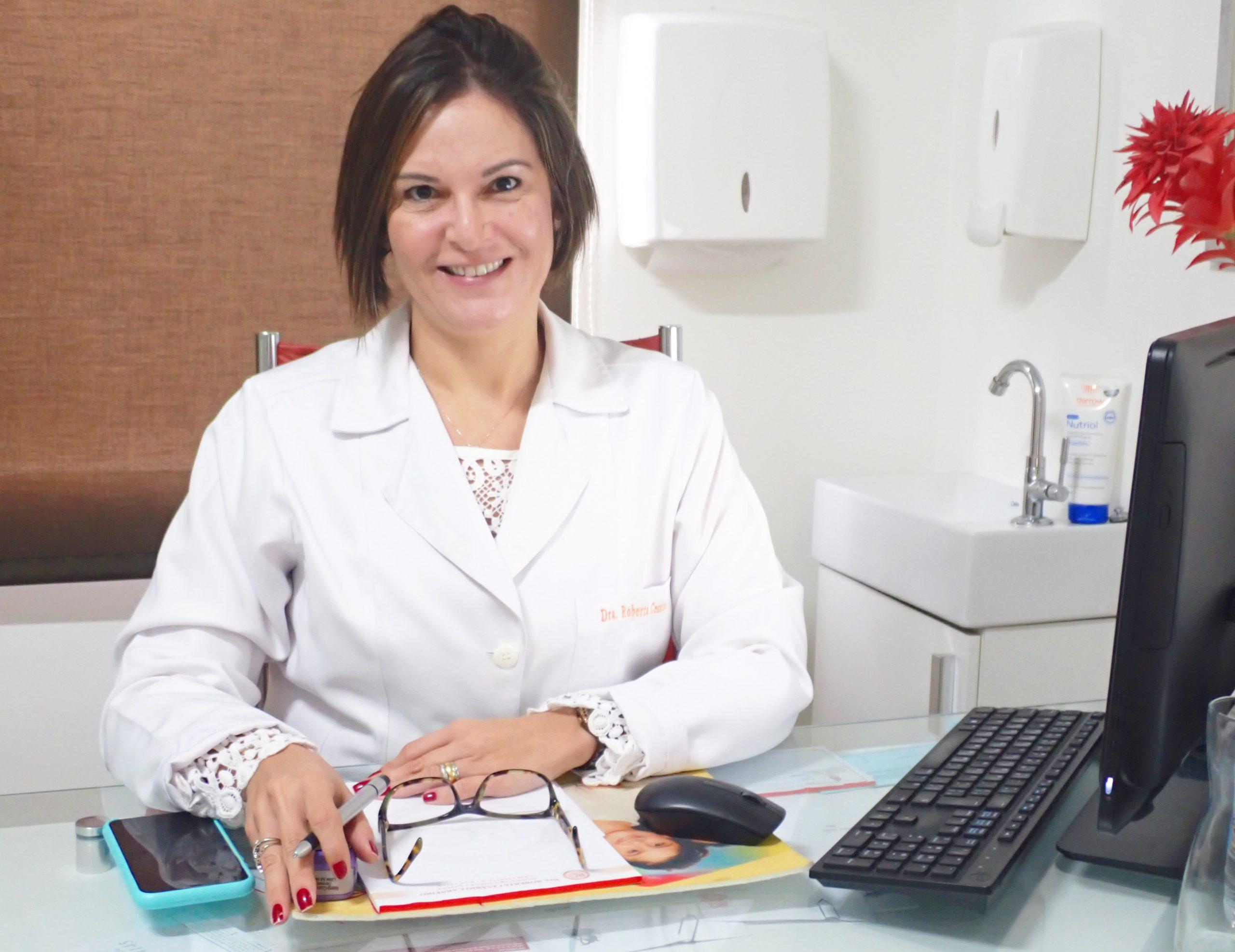 Faça como a Dra. Roberta Cesário