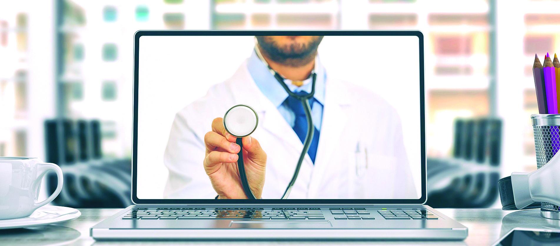 Telemedicina está em vigor no país