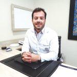 O médico alergista e imunologista Dr. Luiz Bandoli