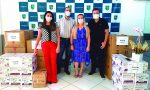 UniREDENTOR doa material de proteção à Prefeitura de Itaperuna