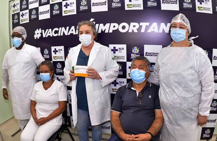 Read more about the article Rio das Ostras divulga Plano Municipal de Vacinação