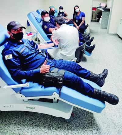 Read more about the article Doe sangue, doe vida!