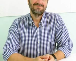 O professor Dr. Paulo Cavalcante Apratto Jr.