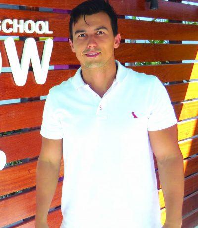 O empresário Lennon Silva