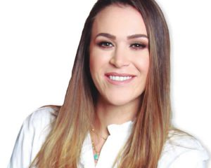 A médica psiquiatra Dra. Gabriela Dal Molin