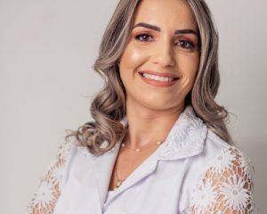 A Farmacêutica Dra. Giani Rambaldi