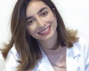 A médica nefrologista Dra. Tamires Teixeira Piraciaba