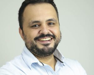 Fonoaudiólogo, mestre em ensino e Coordenador do Curso de Fonoaudiologia da UniRedentor, Dyego Oliveira