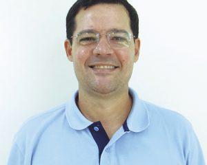 O engenheiro agrônomo Alex Trindade, responsável técnico pela Imune Guerra