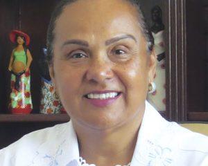 A médica ginecologista Dra. Leila Werneck