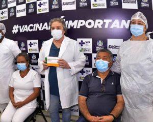Cidade cria força-tarefa para a imunização da Covid-19