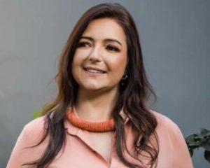 A psicóloga e coach Aline Horta