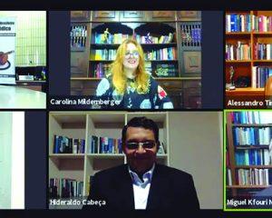 Publicidade médica foi destaque em primeiro dia de debate do I Congresso Virtual de Direito Médico