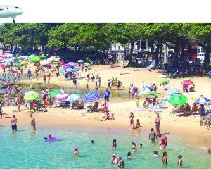 Guarapari receberá voos diretos de Belo Horizonte em dezembro e janeiro próximos